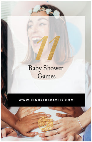 best baby shower games and activities