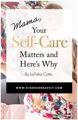 self-care matters, why self-care is important