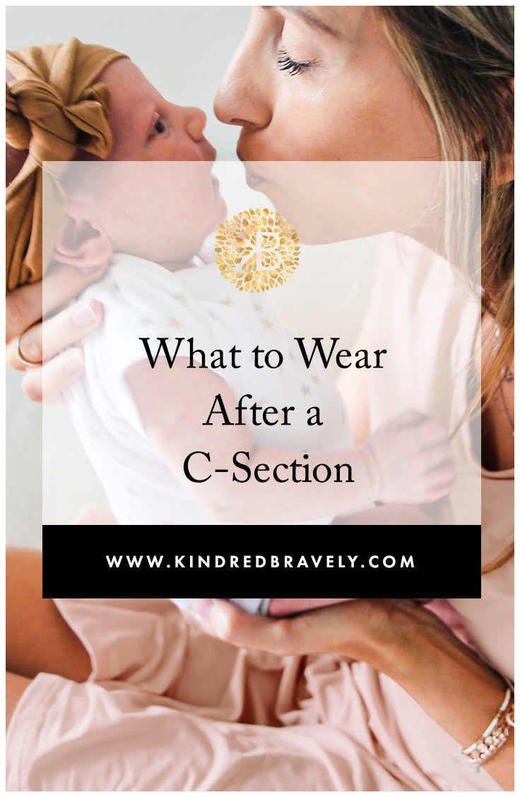 clothes for after c section