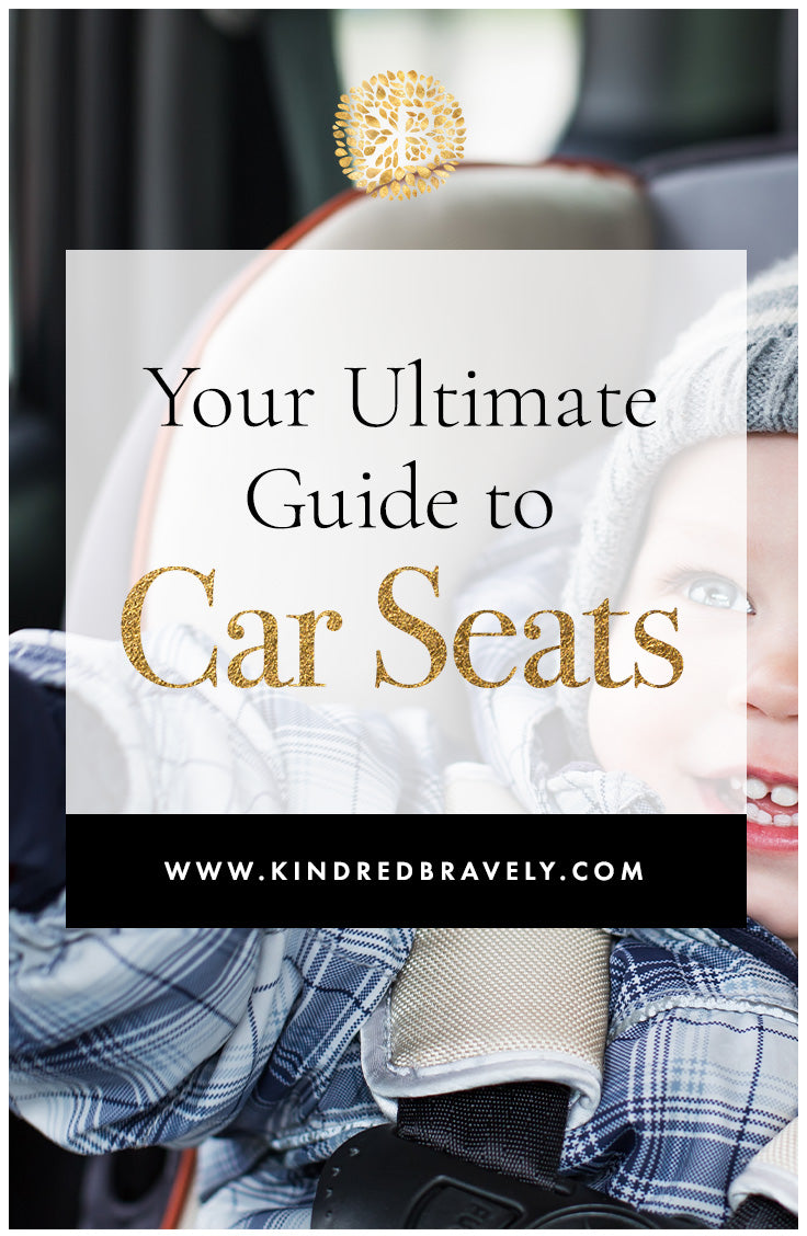 Ultimate guide to car seats