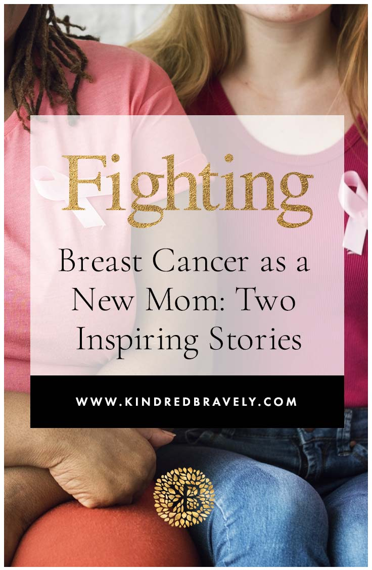 new moms with breast cancer
