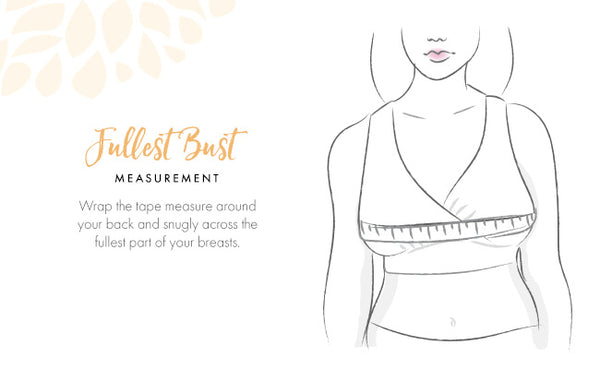 how to measure yourself for a bra, find out your right bra size