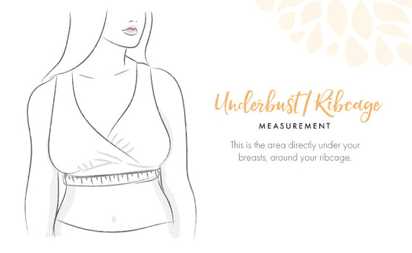 finding your bra size, measuring yourself for a bra