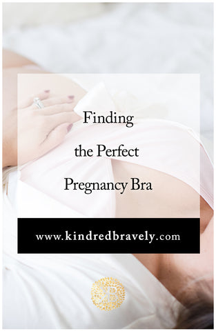 Finding the Perfect Pregnancy Bra