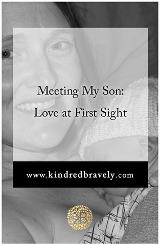 Meeting My Son: Love at First Sight