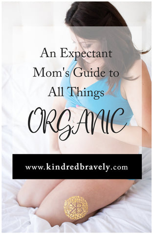 expectant mom's guide to all things organic, organic while pregnant