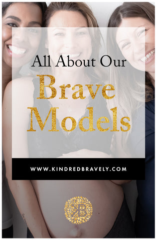 Kindred Bravely Models, how to be a real person model