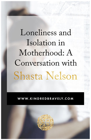 Loneliness and isolation in motherhood