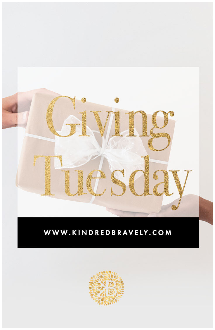 Giving Tuesday Pinterest