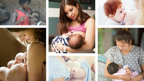 Celebrate World Breastfeeding Week: Participate in The Big Latch On
