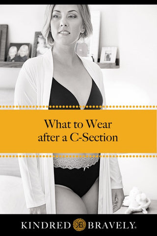 What to Wear after a C-Section