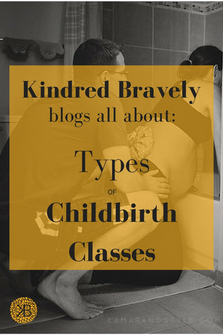 Kindred Bravely Blogs all about Childbirth Classes