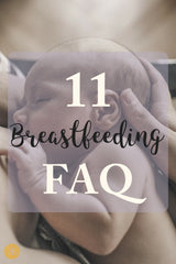 Kindred Bravely Answers 11 Frequently Asked Questions about Breastfeeding