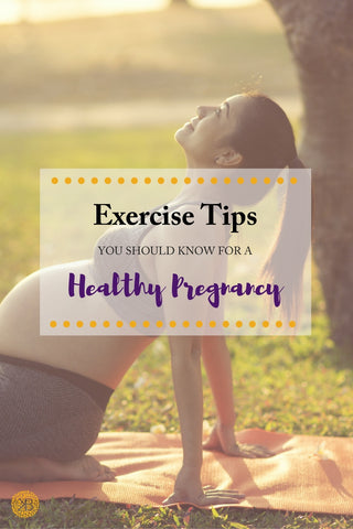 3 Exercise Tips for a Healthy Pregnancy
