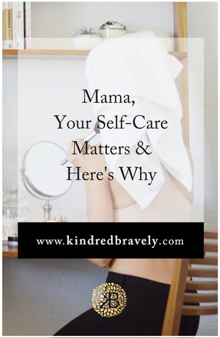 Your Self-Care Matters