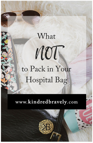 Hospital bag essentials, what to pack in your hospital bag
