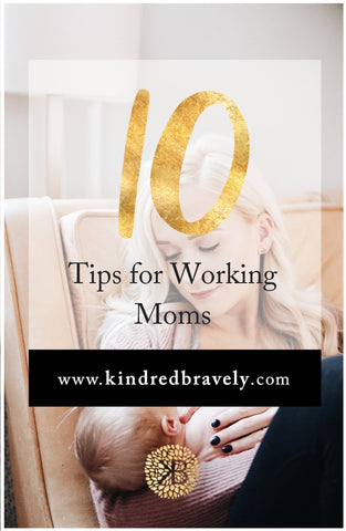 tips for working moms, work-life balance