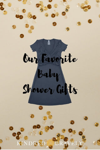 9 perfect baby shower gifts kindred bravely