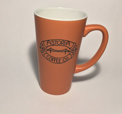 Topeka Mug: Astoria Coffee Company: Chestnut