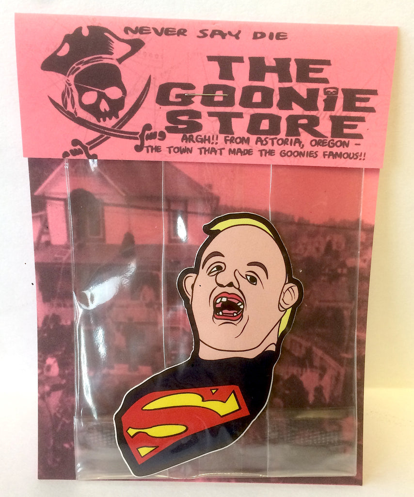 Sticker: SUPERMAN SLOTH