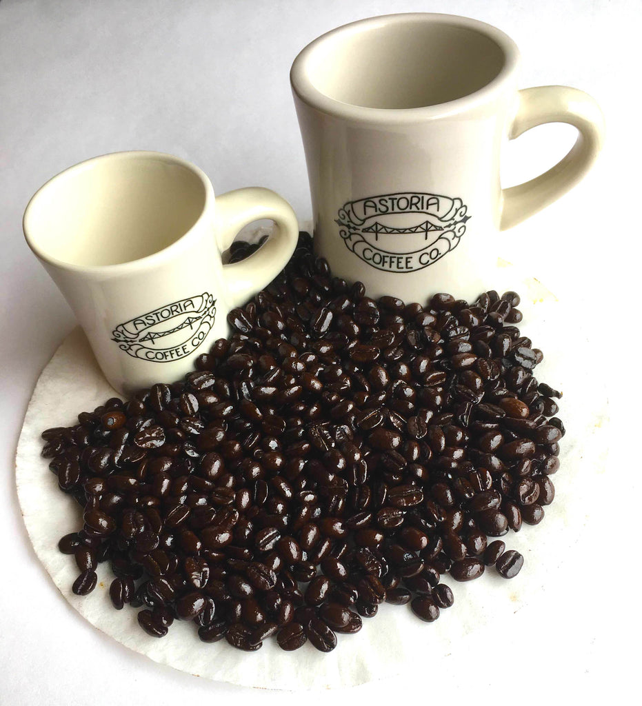 Buoy 10 Organic Coffee Blend Beans