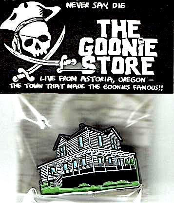 Enamel pin GOONIES HOUSE