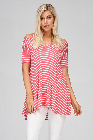 *DEAL* Summer Sunkissed Stripe - Top