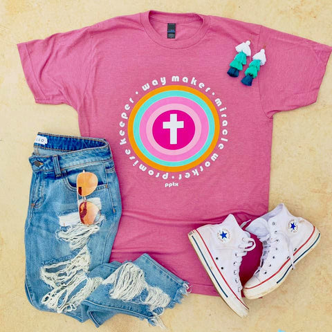 *SALE* Way Maker Colorful - Graphic T-Shirt