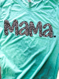 *SALE* Mama Leopard - Graphic T-Shirt