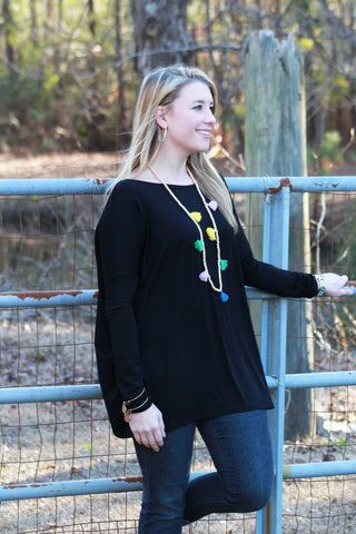 PIKO Top - Black
