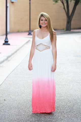 Cloud Nine Maxi Dress