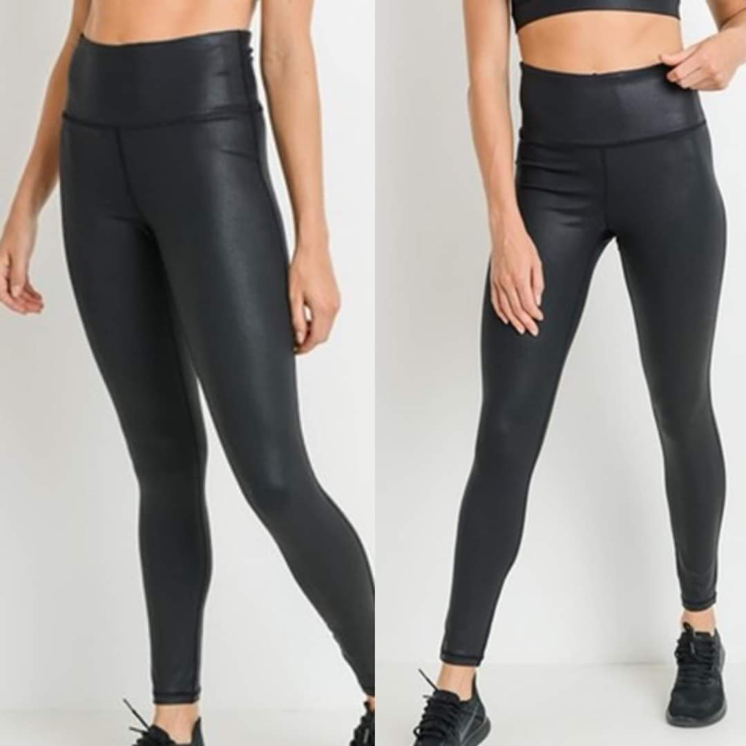 DUPE High Waisted Pebble Leggings