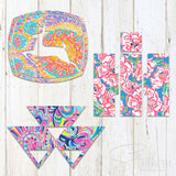 Lilly Farm Brand Decal