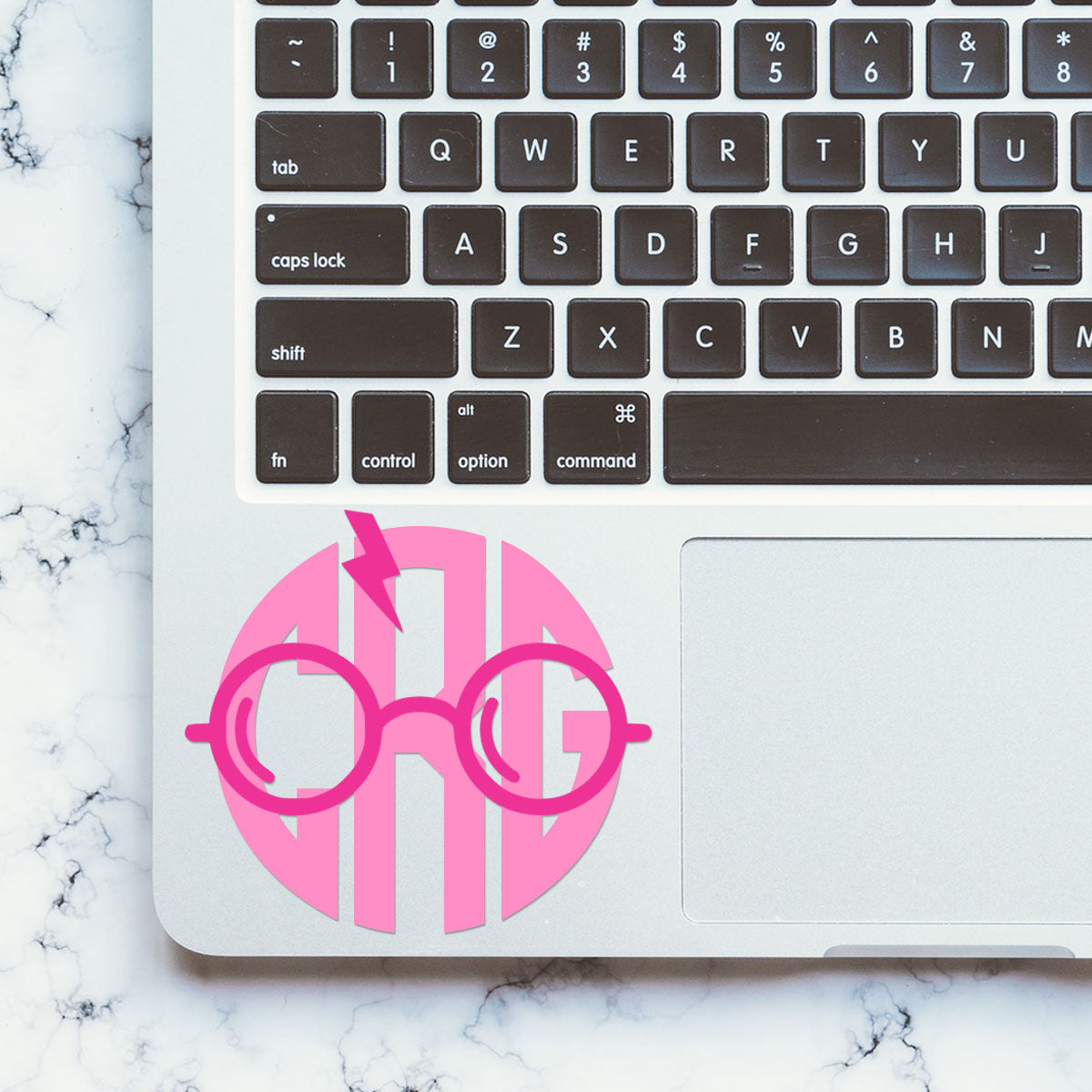 Harry Potter Monogram Decal
