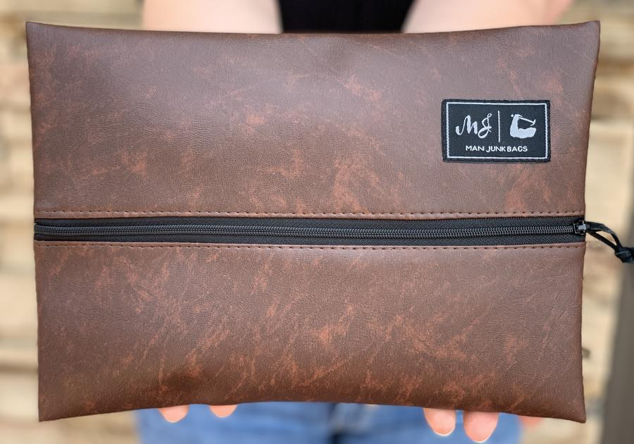 Makeup Junkie Bag - Man Junk The Gentlemen