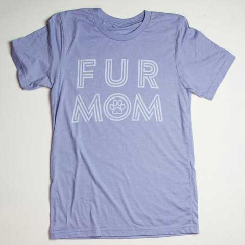 Fur Mom - Graphic T-Shirt