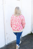*SALE* Natural Beauty Leopard Sweater - Top