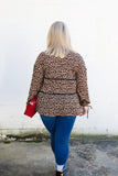 Heart Stopping Leopard Top