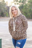 *BF DEAL* Lucky In Leopard Pullover Hoodie
