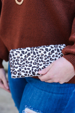 *BF DEAL* Leopard Wallet