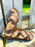*SALE* Tilly Tortoise Sandals