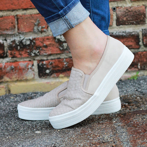The Piper Slip On - Sneakers