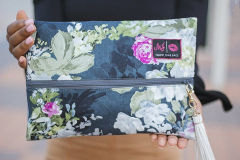 Makeup Junkie Bag - Whisper