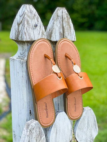 *SALE* Donna Sandals - Tan