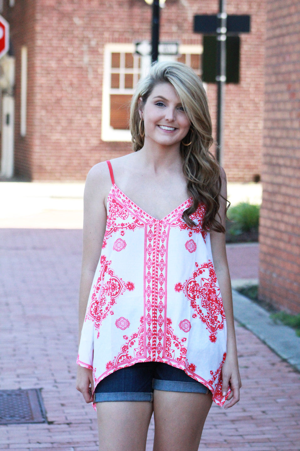 Lead The Way Top