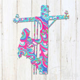 Lilly Lineman Decal