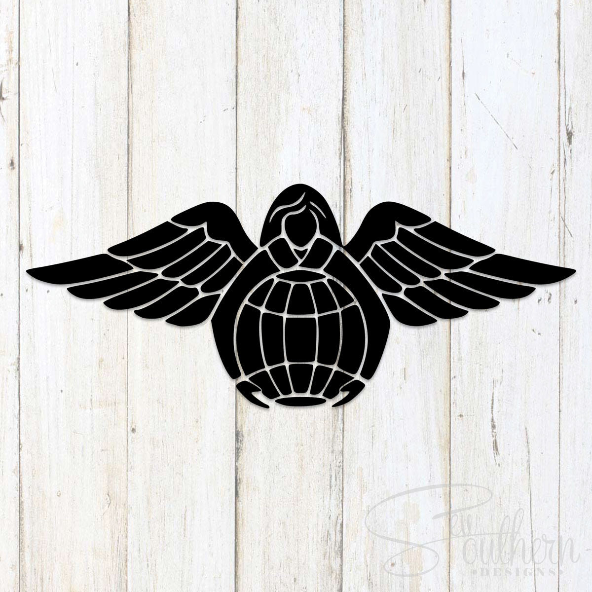 Pararescue Guardian Angel Decal