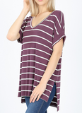 Shannon Striped - Top