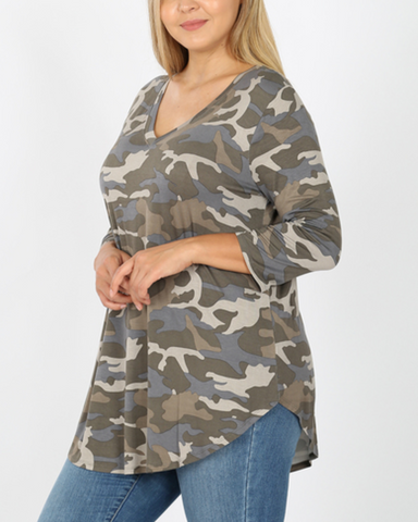 *DEAL* Call It Camo - Top