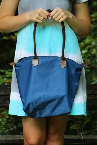 The It Bag - Navy